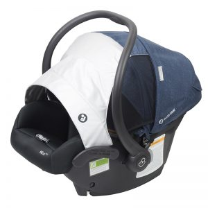 Maxi Cosi Mico Plus Infant Carrier With Isofix
