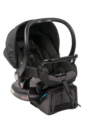 Baby Love Snap N Go Infant Carrier Black