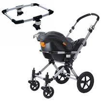 Bugaboo Cameleon/Chicco Keyfit Plus