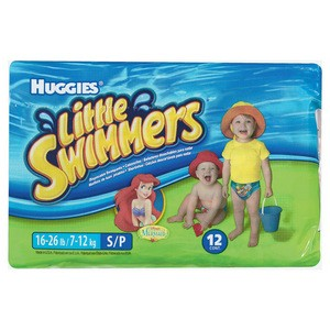 Huggies Little Swimmers Small 7-12kg 12 pack
