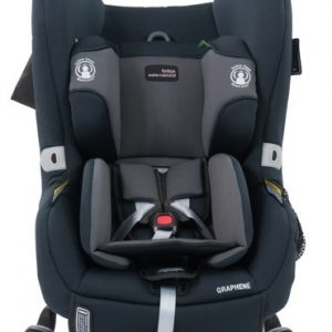 Safe N Sound Graphene Convertible Car Seat With Isofix 0-4 years