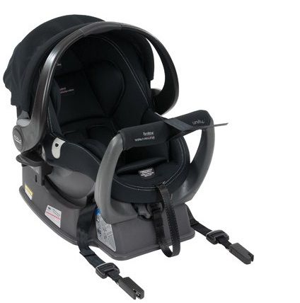 Safe N Sound Unity Infant Carrier With Isofix